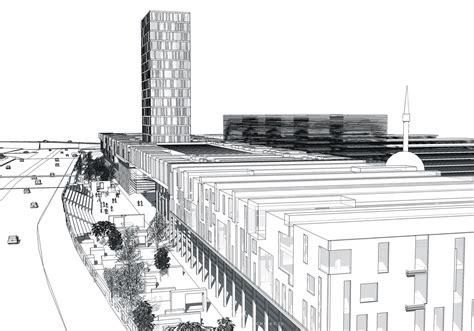Lowongan Kerja Urban Design | bursa culture and business center tca