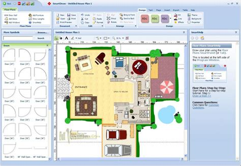 free house blueprint software smartdraw 2016 2017 serial key full free updated