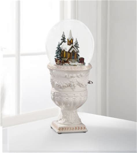 hallmark extra large snow globes church snow globe by san francisco box company webgift