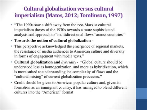 Cultural Imperialism Essay by Buy Research Papers Cheap The Cultural Imperialism In The Globalization Ncufoundation X
