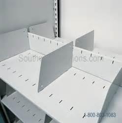 metal filing shelves metal steel file dividers supports tennsco spacesaver