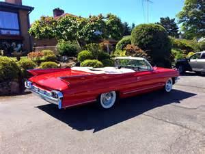 1961 Cadillac Series 62 Convertible Seattle S Classics 1961 Cadillac Series 62 Convertible