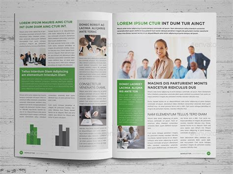 print newsletter templates sle newsletter templates 19 documents in