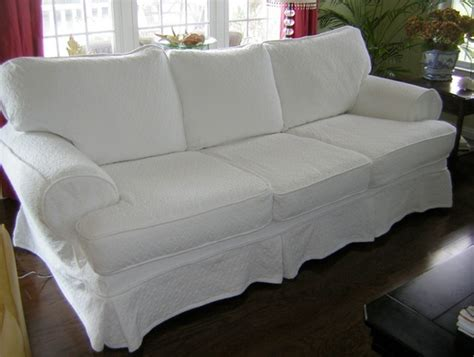 White Slipcovered Sectional Sofa Slipcovered White Sofa Leather Sectional Sofa Decorating With White Buttons