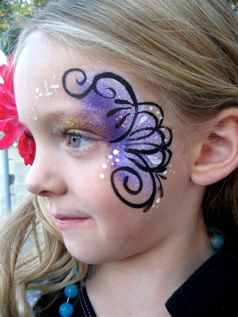 painting ideas easy fairy face painting www pixshark com images