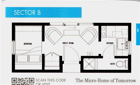 Micro Home Floor Plans by Building Bits And Pieces Micro Home Of The Future