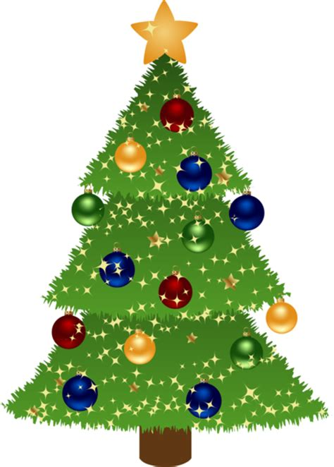 free to use public domain christmas tree clip art page 5