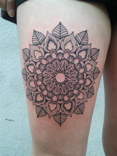 thigh mandla henna tattoo divine henna pinterest 288 best images about on pinterest mandala thigh tattoo