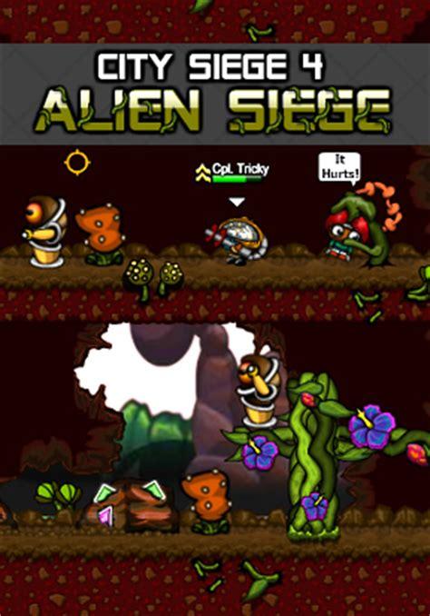 Martians Siege city siege 4 siege walkthrough tips review