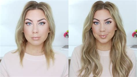 video of how to layer a halo coustour the best hair extensions ever halocouture blonde hair
