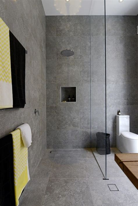 tiling a bathroom floor on concrete 17 best ideas about grey tiles on pinterest grey large