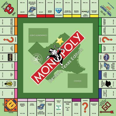 board card template move back two spaces 83 best images about monopolymula of all space on