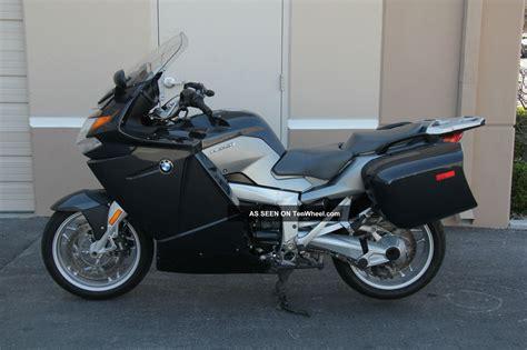 Bmw K1200gt by 2007 Bmw K1200gt