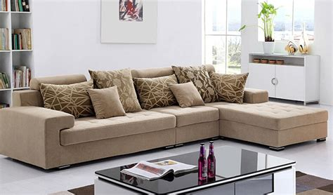 Beautiful L beautiful color l shape sofa design id517 l shape sofa