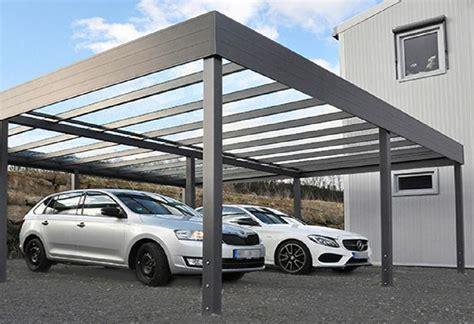 Carport Bausatz Alu by Perasol Terrassendach Carport Aus Alu Produkte