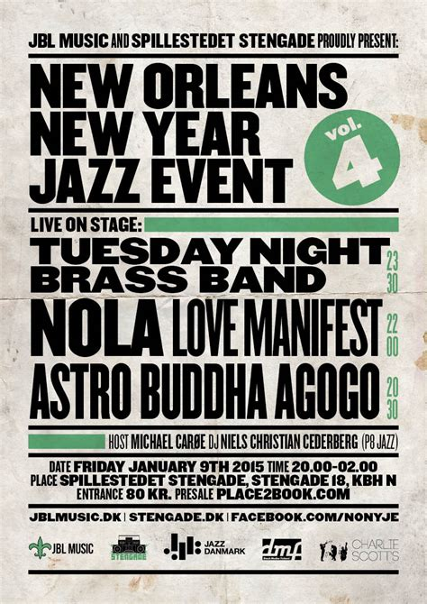 new year song jazz new orleans new year jazz event 4 coming to get ya jbl