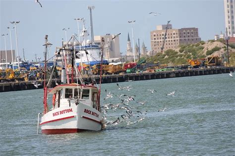 what channel is rock this boat on the shrimp boat rock bottom in the galveston channel