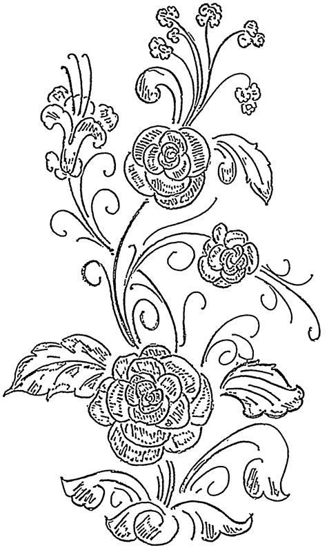 glass painting templates patterns drawing for glass painting new model flower drawing of