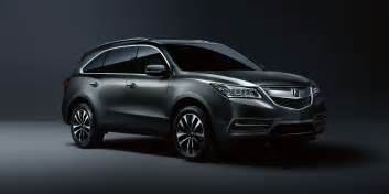 Used 2014 Acura Mdx A Modern Suv For Seven Acura