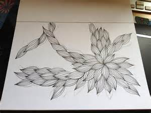 simple drawing patterns kalo make art bespoke wedding invitation designs drawing fun