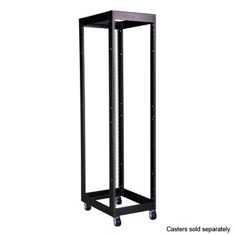 Four Post Rack by Great Lakes Heavy Duty Four Post Rack Cableorganizer