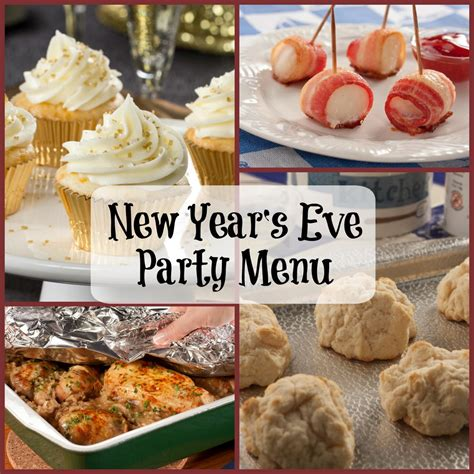 new year recipes easy new year s recipes appetizers for new year s