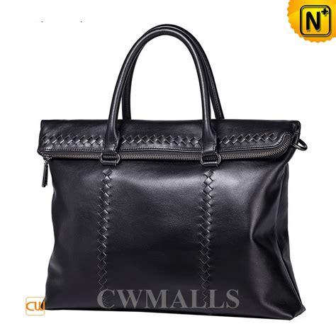 Leather Briefcase Handmade - cwmalls 174 handmade vintage leather briefcase cw906335