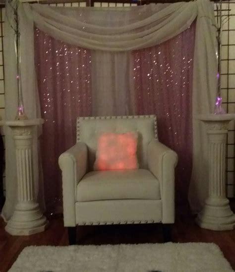 baby shower chair rentals
