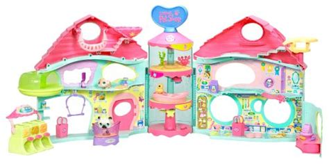 littlest pet shop houses hasbro biggest littlest pet shop playset discontinued by manufacturer buy online in