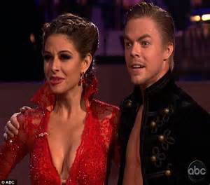 Menounos Dwts Wardrobe by Menounos Is Spell Binding In Fangs And Lace
