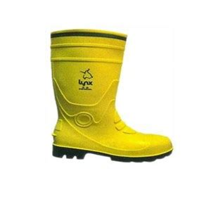 Sepatu Boot Lynx jual safety shoes boots lynx harga murah medan oleh pt