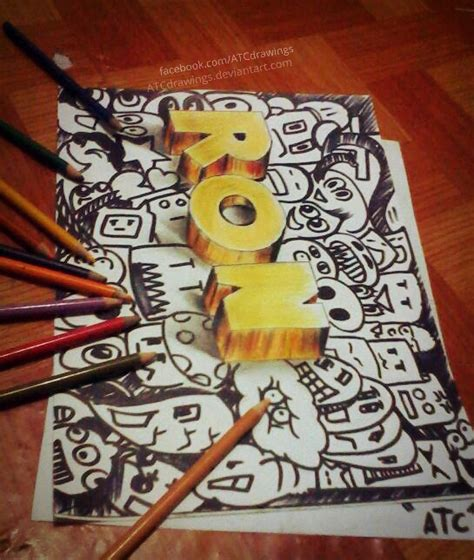3d doodle drawing kit 3d drawing doodle by atcdrawings on deviantart