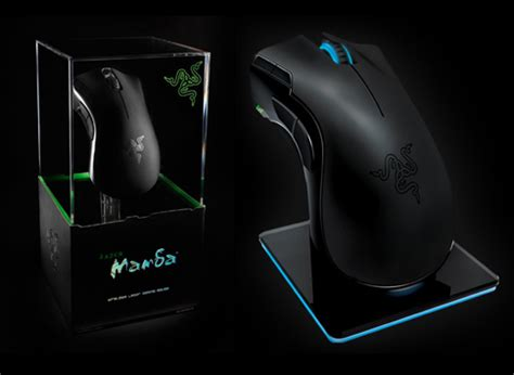 Mouse Razer Black Mamba razer mamba review where the prey becomes the predator techshout