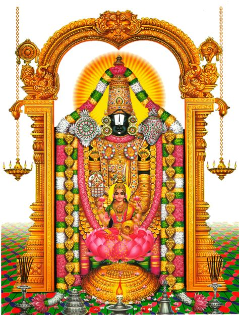 lord venkateswara photo frames with lights and music venkateswara png image png mart
