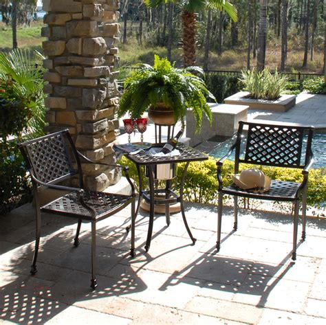 patio furniture charleston sc charleston outdoor patio bistro set tubs and pool