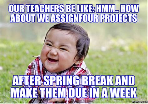 Spring Break Meme - 20 exciting spring break memes sayingimages com