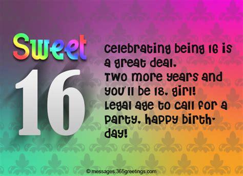16th Birthday Card Jokes