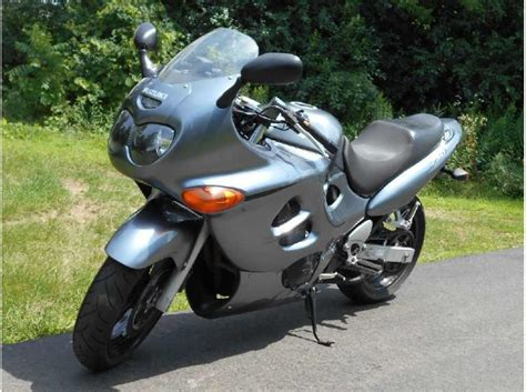 2004 suzuki katana 750 gsx750f sportbike for sale on