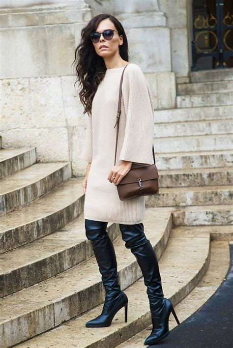 Mini Dress Sweater Chic Like Midi Korean Style 56 best images about get inspired knee boots on