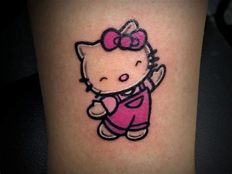 hello kitty tattoo ideas hello tatoos 25 pretty hello bow
