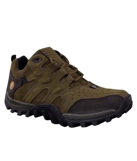 Sho Olive Original woodland voyage olive green casual shoes available at snapdeal for rs 3145