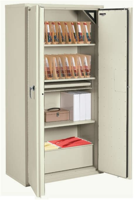 Fireproof Storage Cabinet 72 Quot H Fireproof Storage Cabinet By Fireking Dynamic Office Services