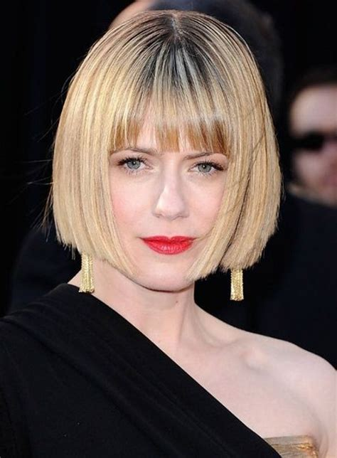 Blunt Cuts On Women Over 40 | 32 fantastic bob haircuts for women 2015 pretty designs