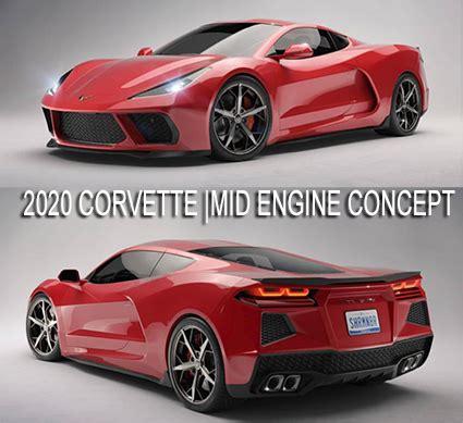 2020 Chevrolet Corvette Zo6 by Rick Corvette Conti 187 2020 Zora Mid Engine C8 Corvette