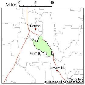 zip code map denton tx denton zip 76210 texas voting