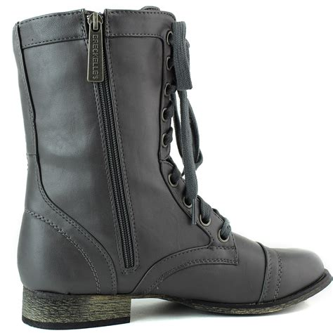comfortable boots for women women s comfortable lace up cowboy riding military combat
