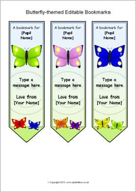 printable bookmarks sparklebox 507 best images about printables on pinterest