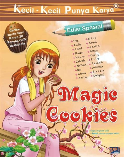 Kkpk Lili buku thia kkpk magic cookies dunia shinta