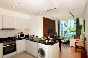 decorating ideas for small kitchen space kitchen and living room open concept images outofhome small apartment living room and kitchen
