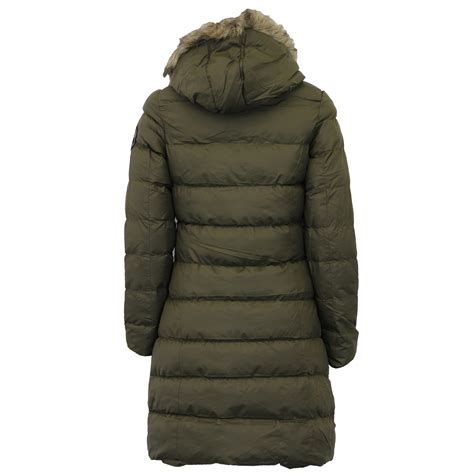 hooded padded coat parka jacket brave soul womens coat